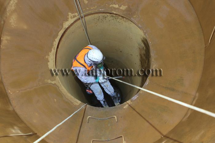 Для чего нужна дезинфекция водонапорной башни