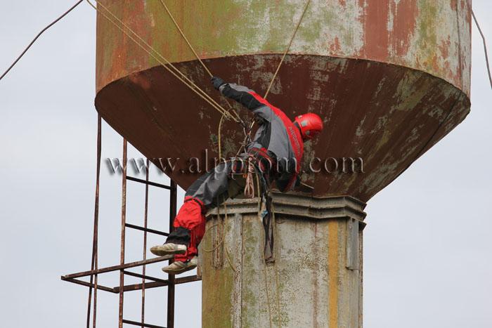 Ремонт башни водонапорной